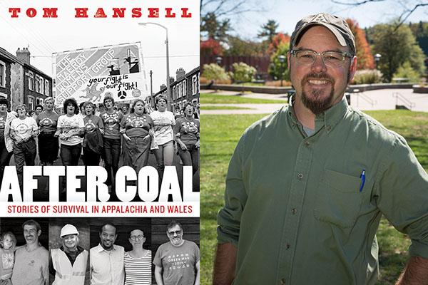 'After Coal' documentary produced by Appalachian's Thomas Hansell adapted as book