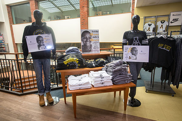 Appalachian's USAS chapter works to bring Alta Gracia apparel to University Bookstore