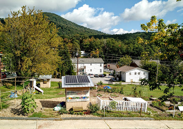 New Community Garden Space Takes Root on Appalachian's Campus