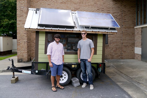 Appalachian Solar Club brings energy to Music on the Mountaintop